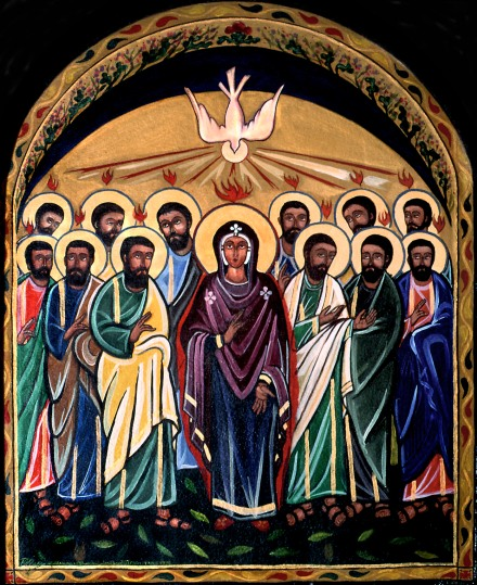 DEPICTION OF PENTECOST